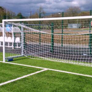Retractable Senior Soccer Goals – 7.32m x 2.44m